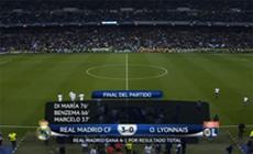 レアル試合結果