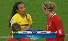 ブラジル-ノルウェー