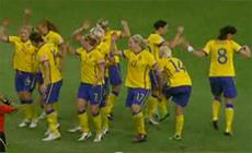 踊るスウェーデン
