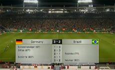 ドイツ試合結果