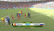 ベルギー試合結果