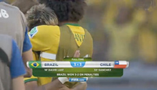 ブラジル試合結果