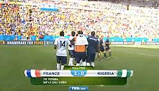 フランス試合結果