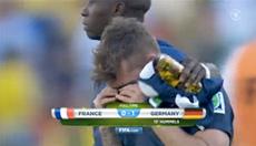 ドイツ・フランス試合結果