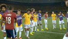 ブラジル選手達