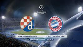 FCB対ザグレブ