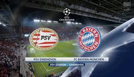 PSV対バイエルン